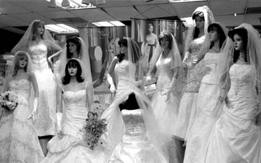 Downtown Wedding Dresses